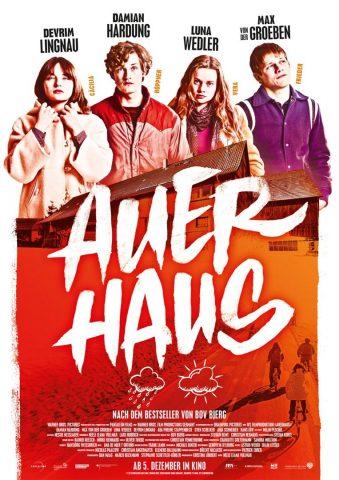 Auerhaus - 2019 Filmposter