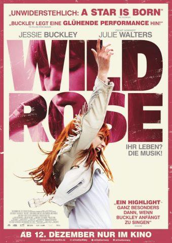Wild Rose - 2018 Filmposter