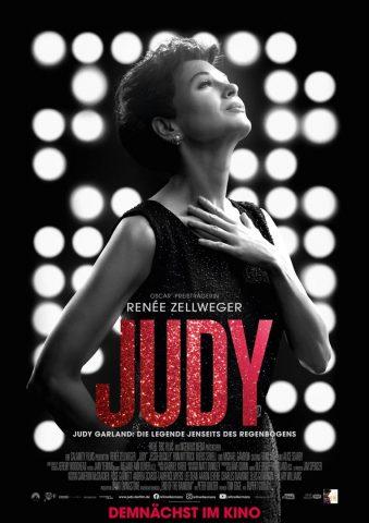 Judy - 2019 Filmposter