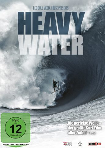 Heavy Water - 2015 Filmposter