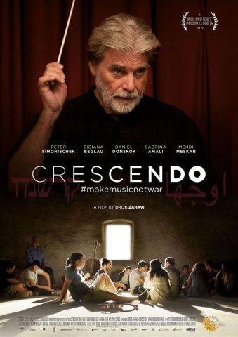 Crescendo - 2019 Filmposter