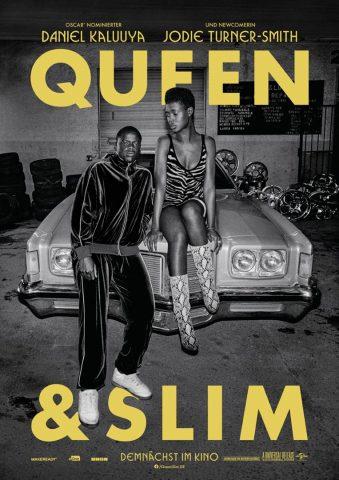 Queen & Slim - 2019 Filmposter