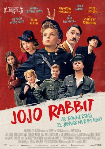 JoJo Rabbit - 2019 Filmposter