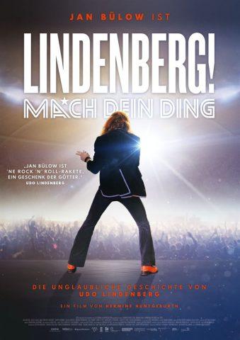 Lindenberg! - 2019 Filmposter
