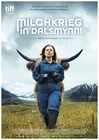 Milchkrieg in Dalsmynni - 2019 Filmposter