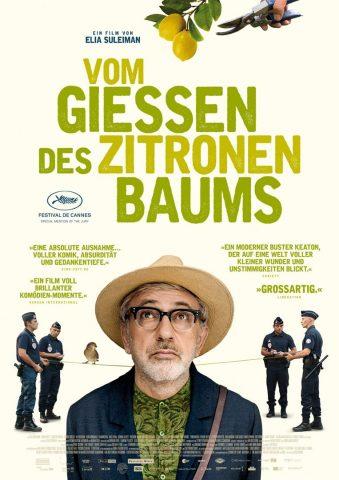 Vom Gießen des Zitronenbaums - 2019 Filmposter