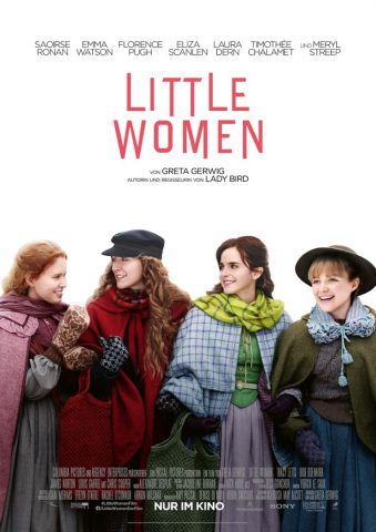 Little Women - 2019 Filmposter