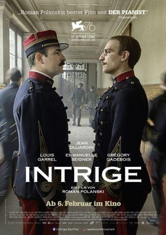 Intrige - 2019 Filmposter