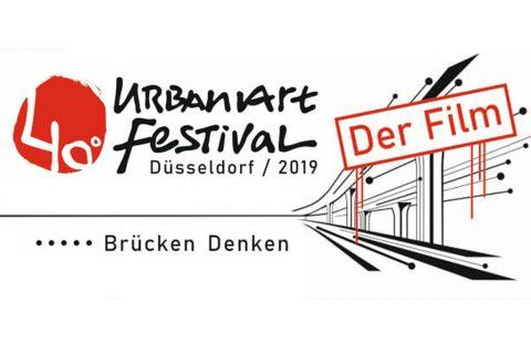 40° Urban Art Festival 2019 - Der Film