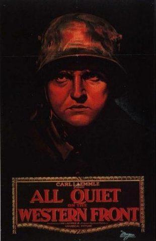 Im Westen nichts Neues - 1930 Filmposter
