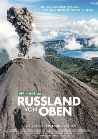 Russland von oben - 2019 Filmposter