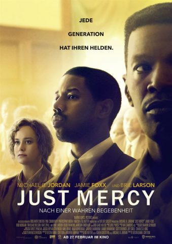 Just Mercy - 2019 Filmposter