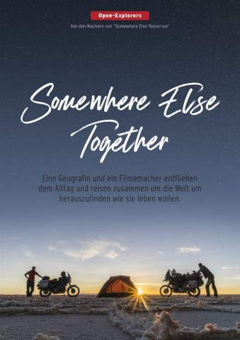 Somewhere else together - 2020 Filmposter
