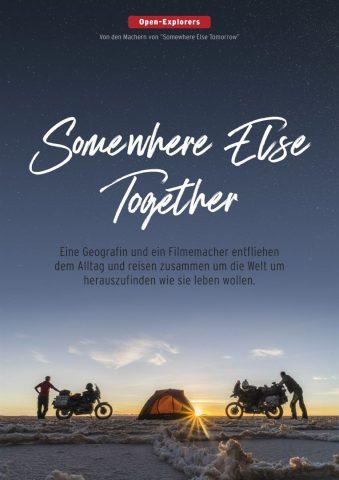 Somewhere else together - 2020 Filmposter