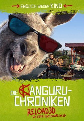 Die Känguru-Chroniken Reloaded - 2020 Filmposter
