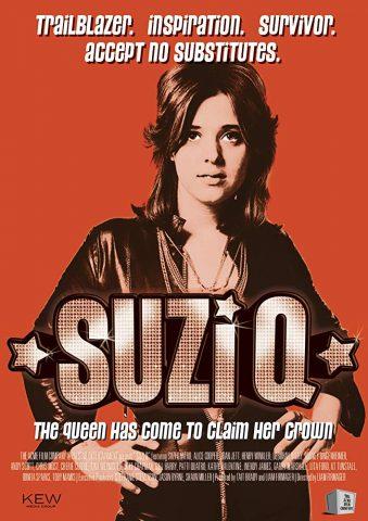 Suzie Q - 2019 Filmposter