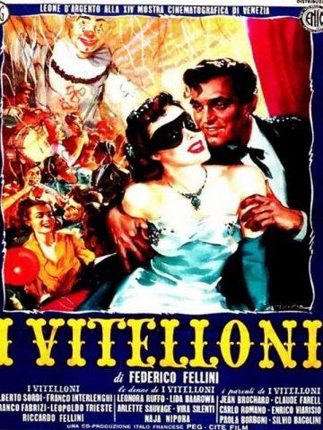 Die Müßiggänger - 1953 Filmposter