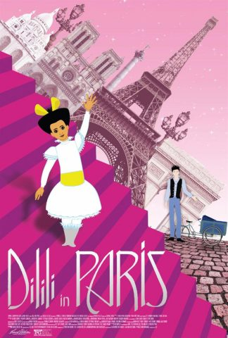 Dilili in Paris - 2018 Filmposter