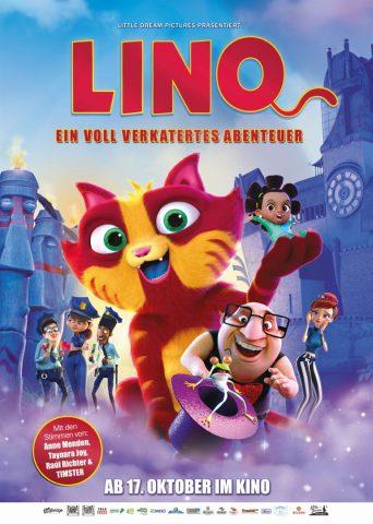 Lino - Ein voll verkatertes Abenteuer - 2017 Filmposter