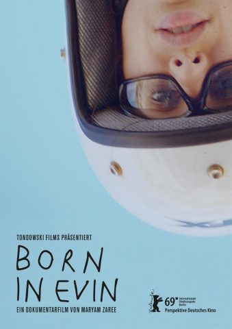 Born in Evin - 2019 Filmposter