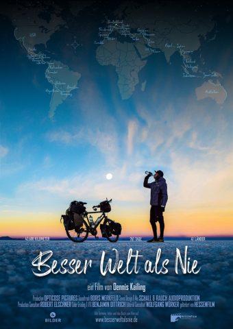 Besser Welt als nie - 2019 Filmposter