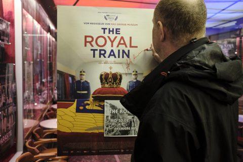 The Royal Train - Premiere im Bambi 2020