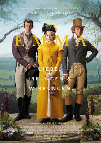Emma - 2019 Filmposter
