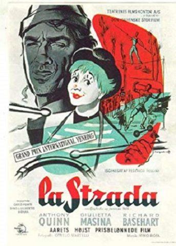 Das Lied der Straße - 1954 Filmposter