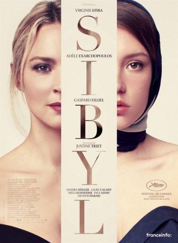 Sibyl - 2019 -Filmposter