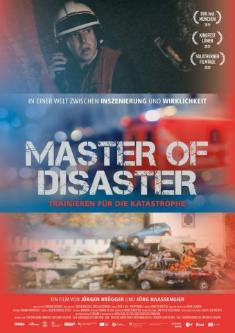 Master of Disaster - 2019 Filmposter