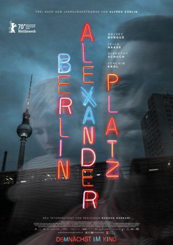 Berlin Alexanderplatz - 2020 - Filmposter