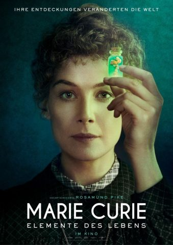 Marie Curie - 2019 Filmposter