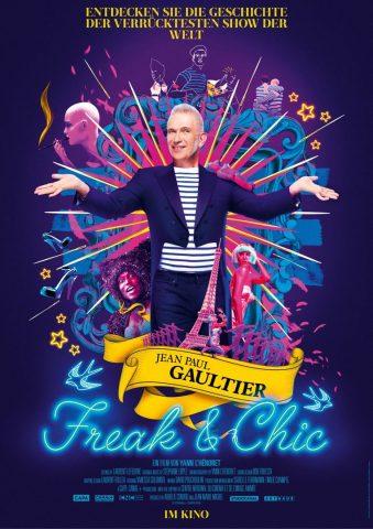 Jean Paul Gaultier - 2019 Filmposter