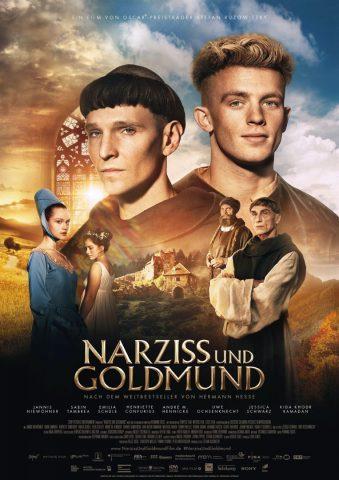 Narziss und Goldmund - 2020 Filmposter