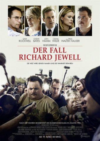Der Fall Richard Jewell - 2019 Filmposter