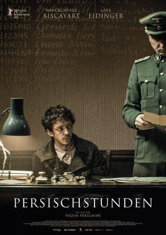 Persischstunden - 2019 - Filmposter