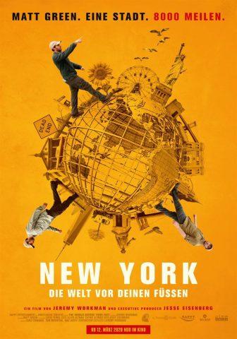 New York - 2018 Filmposter