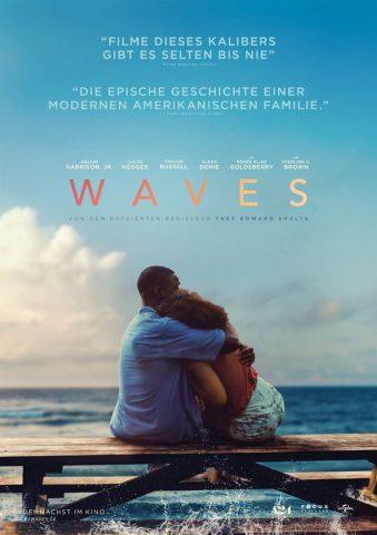 Waves - 2019 Filmposter