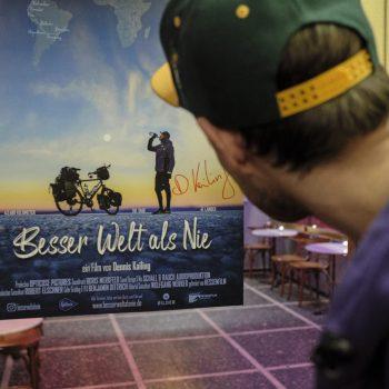 Besser Welt als nie - 2020 Premiere im Bambi
