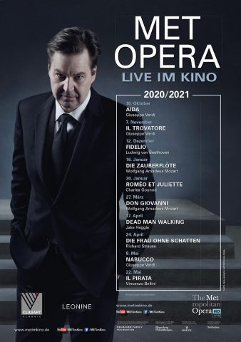MET Season 2020/21 Poster