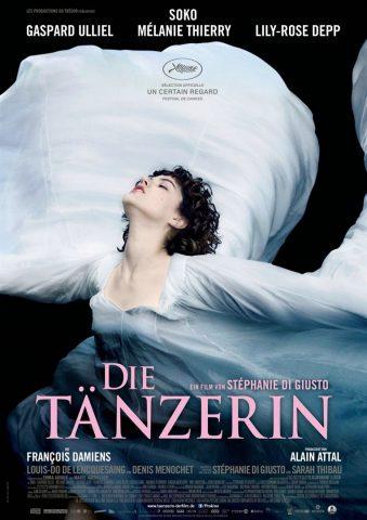 Die Tänzerin - 2016 Filmposter