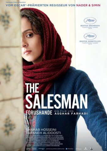The Salesman - 2016 Filmposter