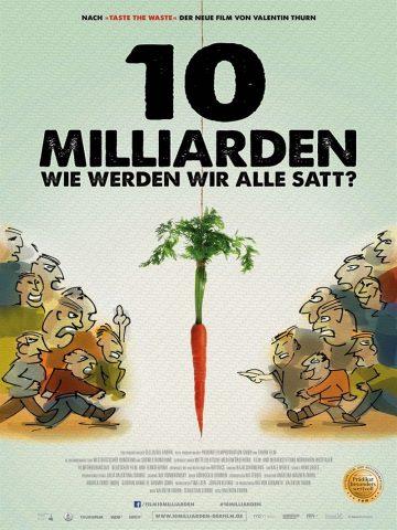 10 Milliarden - 2015 Filmposter