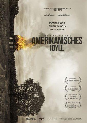 Amerikanisches Idyll - 2016 Filmposter