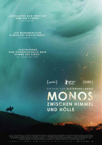 Monos - 2019 Filmposter