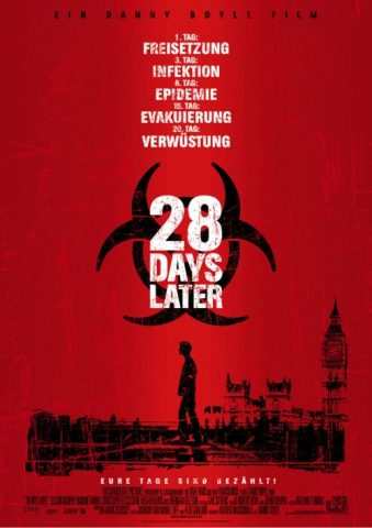 28 Days Later - 2002 Filmposter