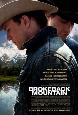 Brokeback Mountain - 2005 Filmposter