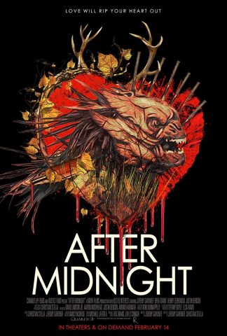 After Midnight - 2019 Filmposter