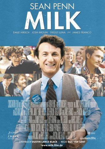 Milk - 2008 Filmposter