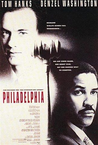 Philadelphia - 1993 Filmposter